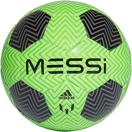 adidas Messi Q3 Mini - Balón de fútbol para Hombre, Color Verde y ...