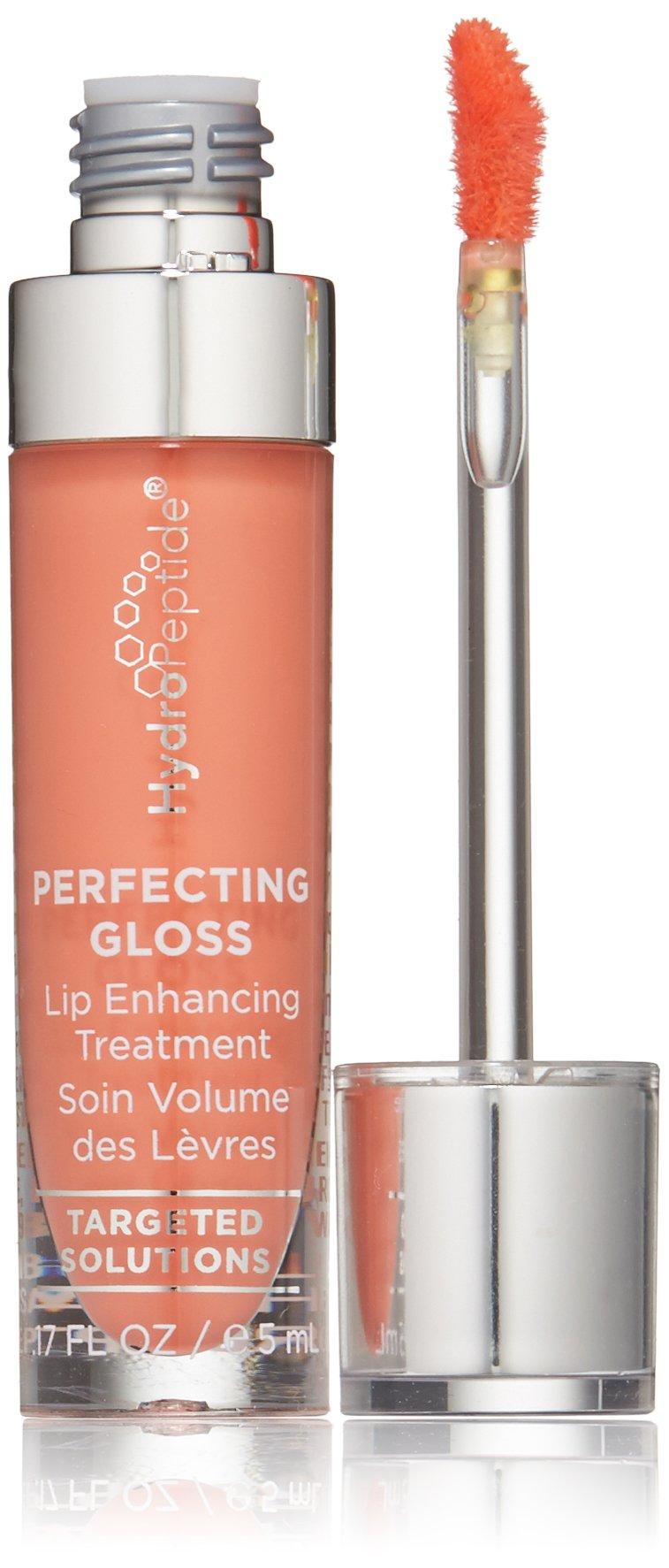 HydroPeptide Perfecting Enhancing Treatment Lip Gloss, Beach Blush
