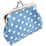 Amlaiworld Womens kleine Pailletten Wallet Card Inhaber Münze Handtasche Handtasche Handtasche