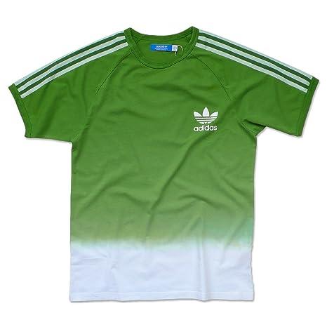 Adidas Camiseta Original para Hombre ADI 3STR TRE, P01609 - Blanco, L
