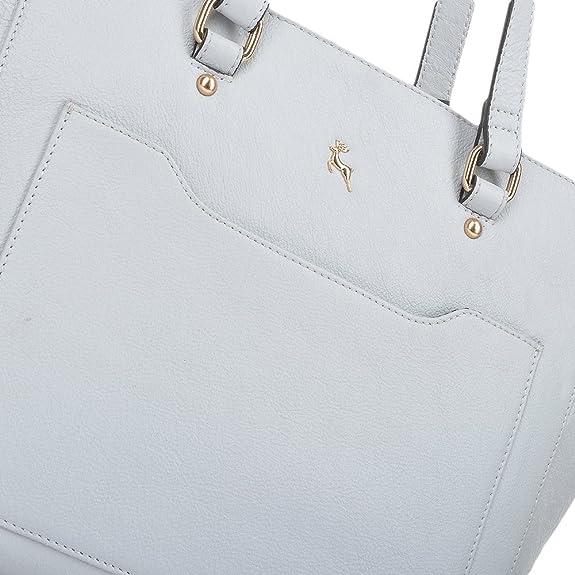 a085b74ba1 Ashwood Womens Medium Leather City Shopper Bag Ice   61619 NA   Amazon.co.uk  Shoes   Bags