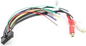 Xtenzi Car Radio Wire Harness Compatible with Jensen CD DVD Navigation In-Dash - XT91084