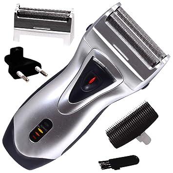 Brite Bht 550 Professional Rechargable Shaver For Men  Silver  Electric Shavers