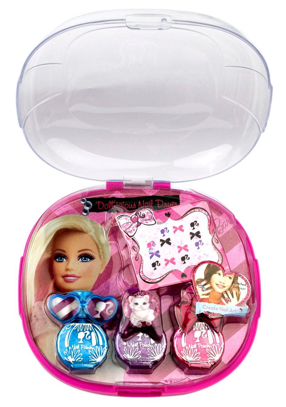 Barbie Pinkerific Nail Dryer: Amazon.co.uk: Beauty