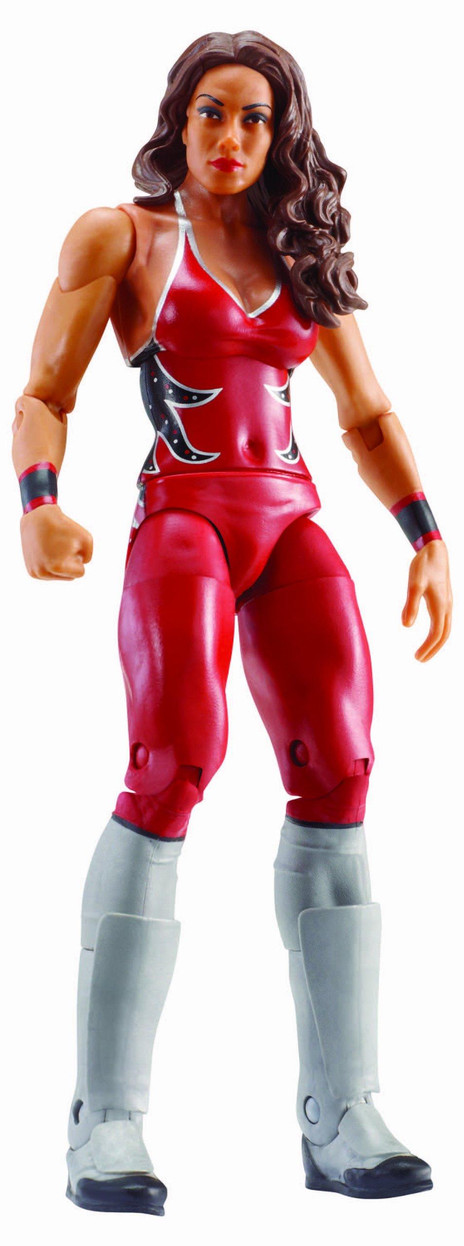 WWE Series 33 - Superstar #59 Tamina Snuka Figure by WWE