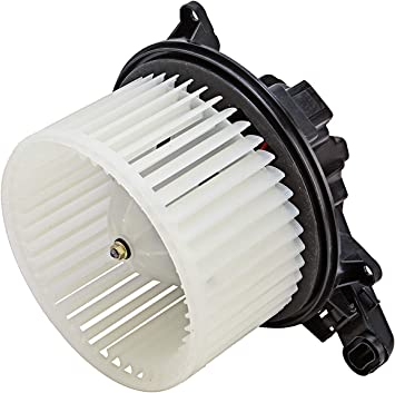 HVAC Blower Motor Assembly for 2009-2014 Ford F150 2009-2017 Ford Expedition Lincoln Navigator Replace OE # CL1Z19805A MM1094 PM9364 75873 700237