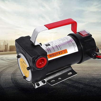 Bomba portátil para gasolina, bomba de aspiración diésel de aceite ...