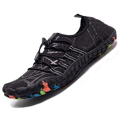 LINGTOM Mens Womens Water Shoes Barefoot Quick-Dry Aqua Socks