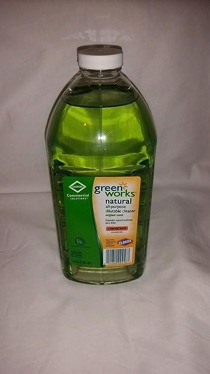 Amazoncom Clorox Green Worksreg Naturally Derived AllPurpose