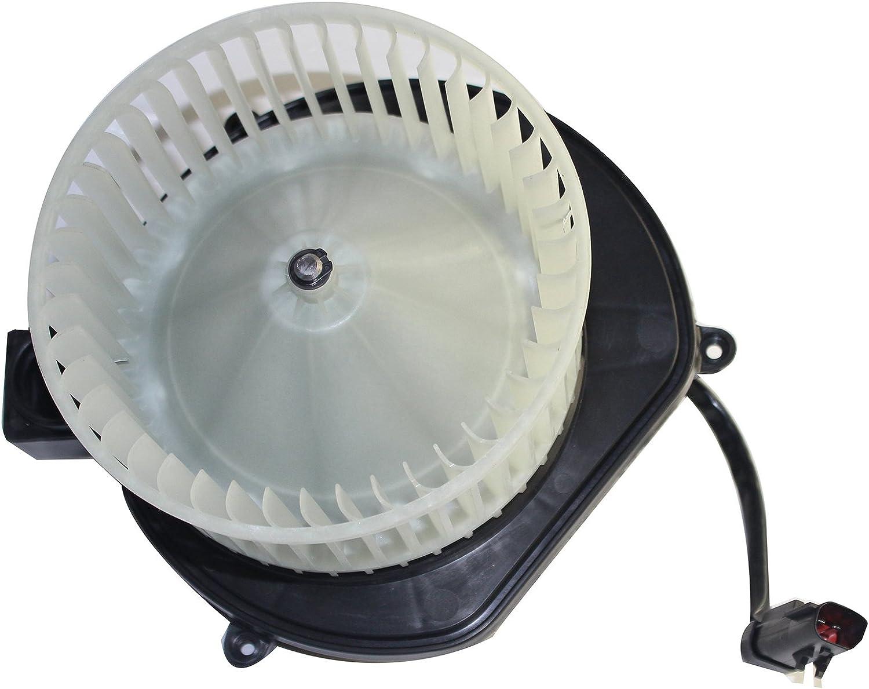 SCITOO Heater Blower Motor Fan Blower Resistor Replacement Motor fit 2006-2010 Chrysler PT Cruiser