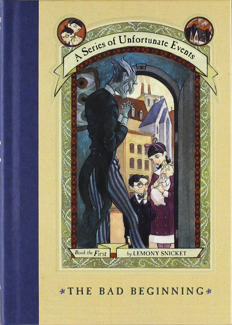 Series Of Unfortunate Events Box Thirteen Books: Lemony Snicket, Brett  Helquist: 9780061229510: Amazon: Books