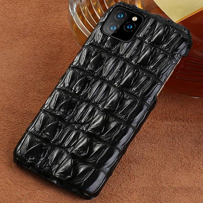 KKAAVV Custodia per Telefono in Pelle 100% per Apple iPhone 11Pro ...