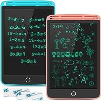 """Tecboss Tableta de Escritura LCD, 8,5"""" Pulgadas Tableta Gráfica con 4 Imanes, Tablero de Dibujo Pizarras para Oficina en…"""