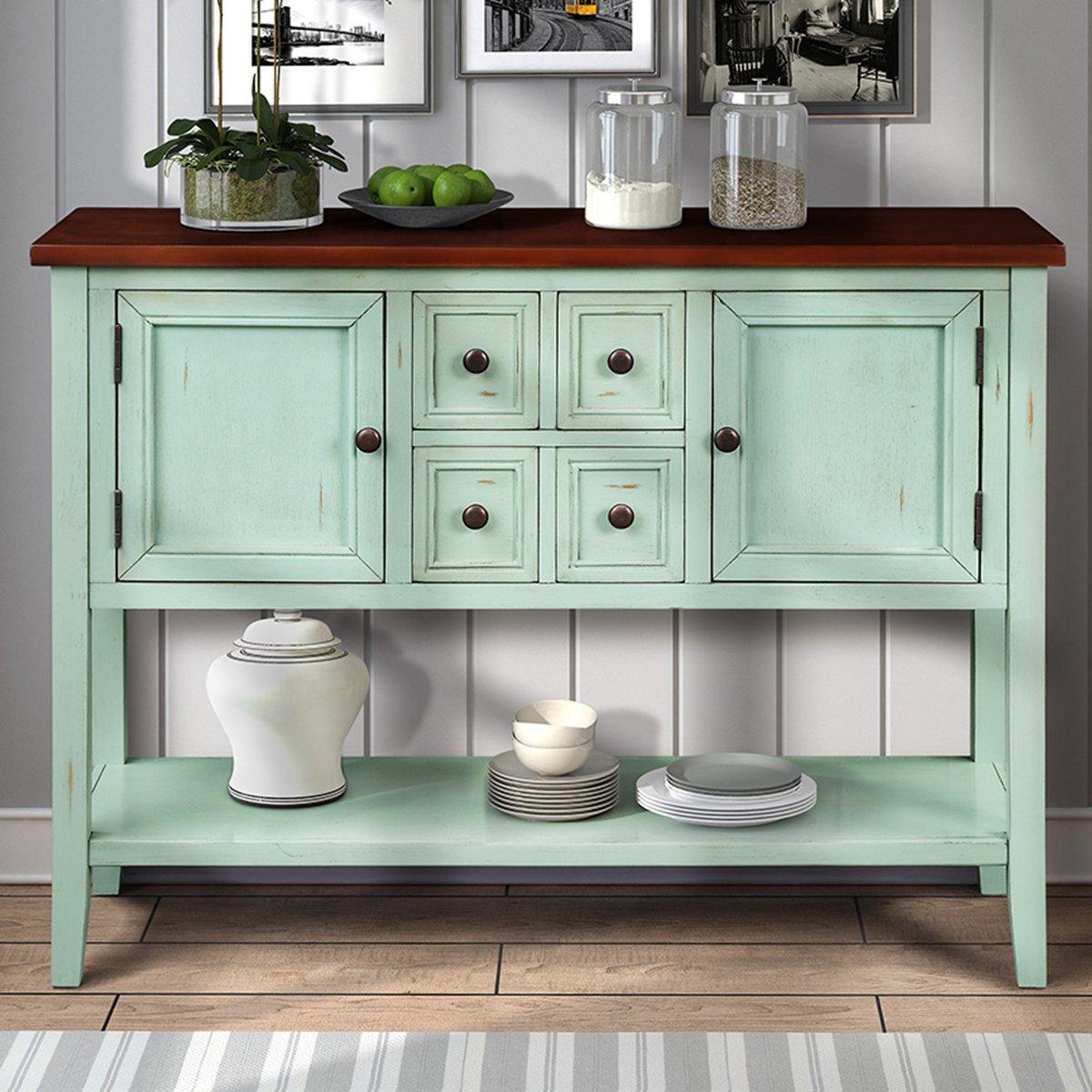 Amazon.com - Harper & Bright Designs Cambridge Series Buffet ...