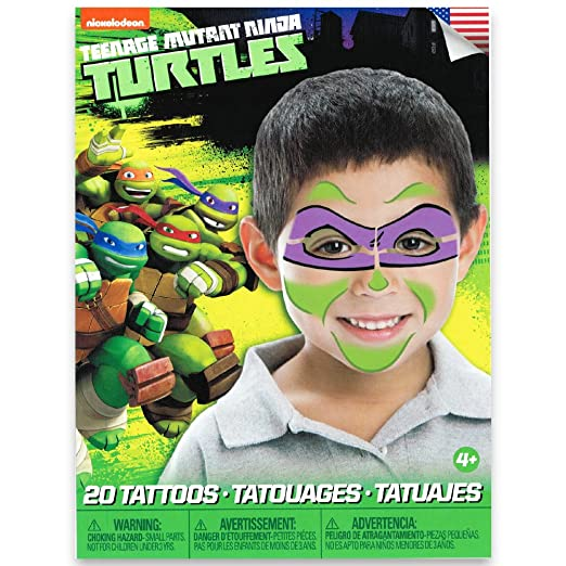 Amazon.com: Teenage Mutant Ninja Turtles Mask Children ...