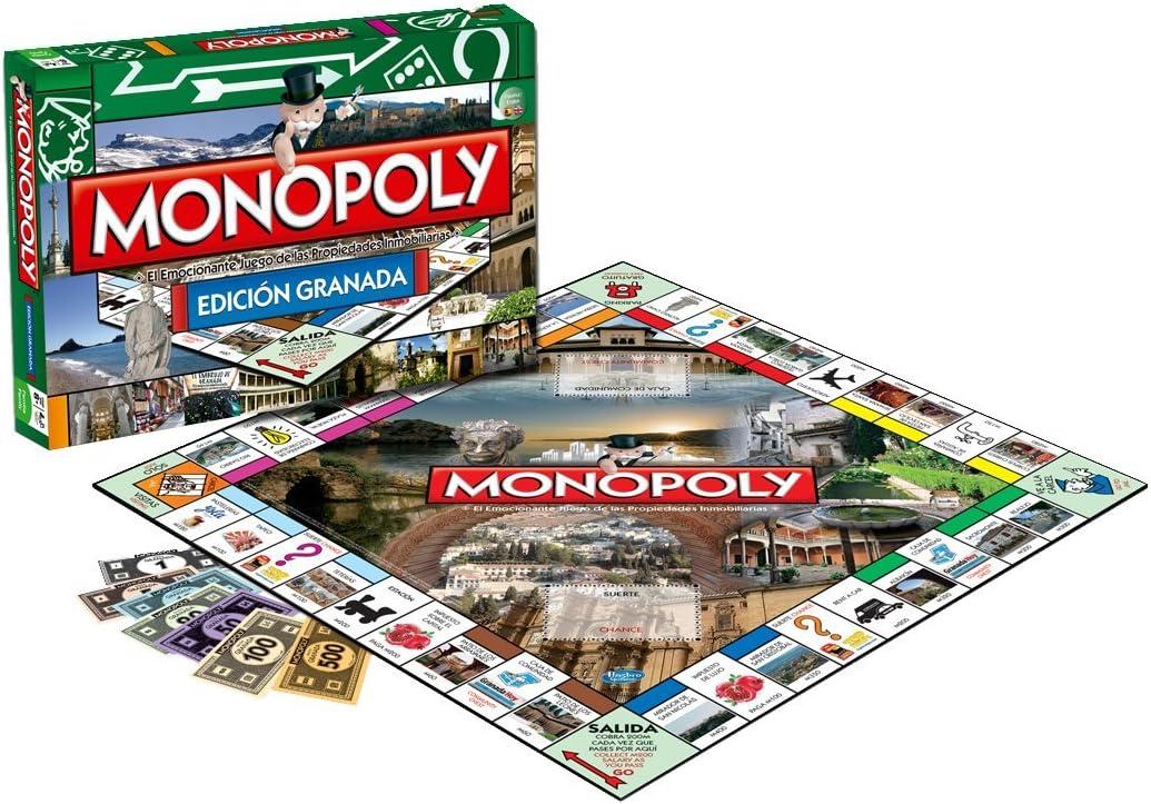 Eleven Force Monopoly Granada, Ninguna (82240): Amazon.es: Juguetes y juegos
