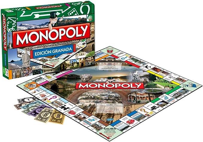 Eleven Force Monopoly Granada, Ninguna (82240): Amazon.es ...