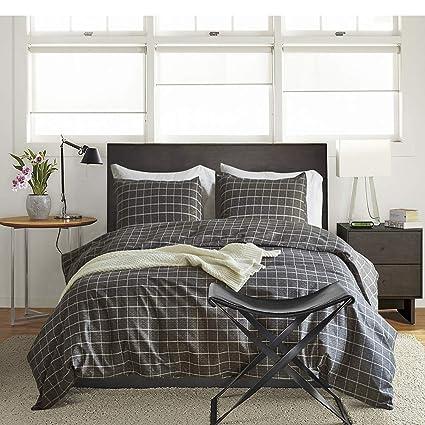 down comforter cover queen walmart fire kirin queen bedding duvet cover set grid luxury hypoallergenic microfiber down comforter quilt amazoncom