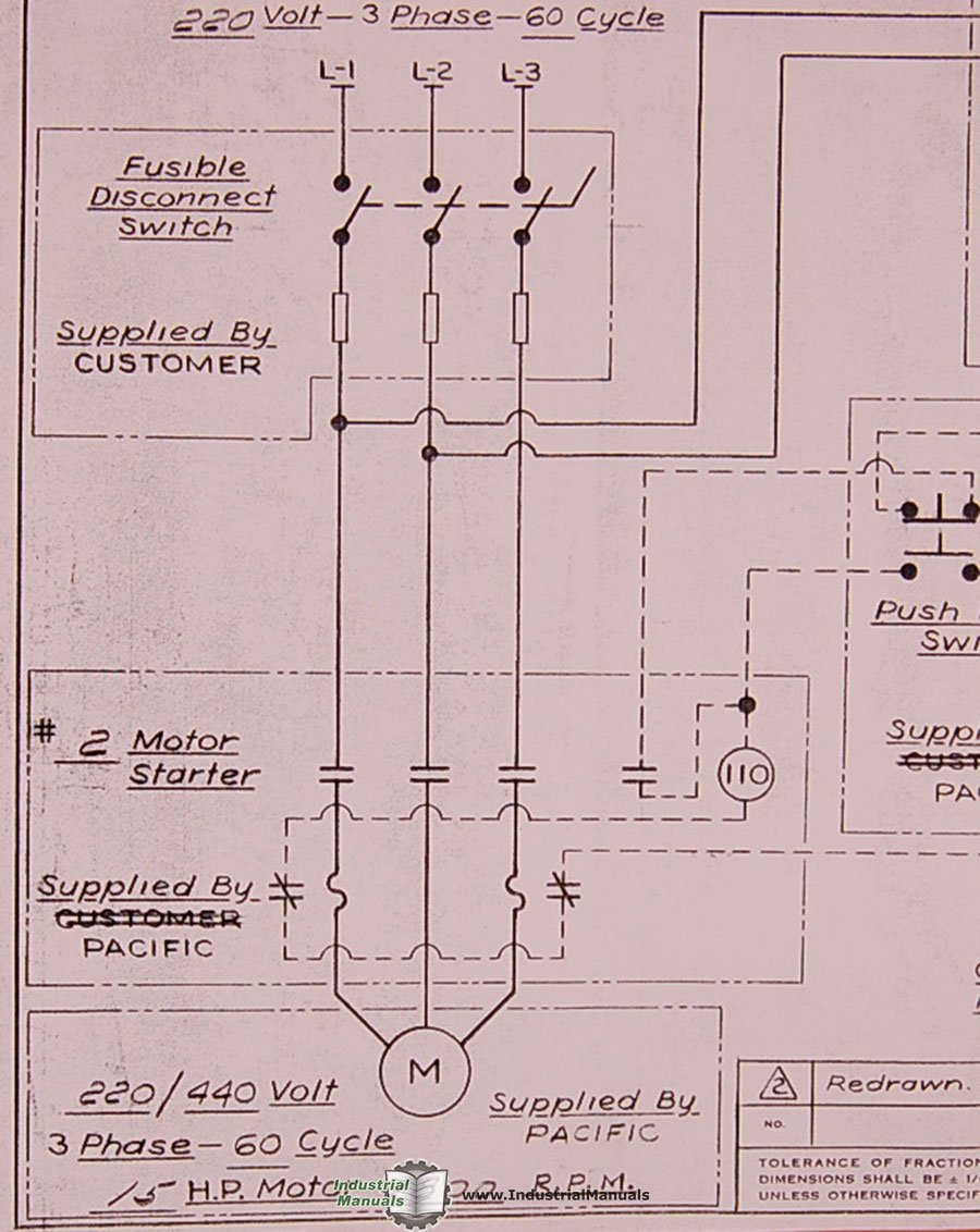 Pacific Hydraulic Press Wiring Diagrams Schematic Diagram 100 Straight Side Brakes Operations Plasma Cutter