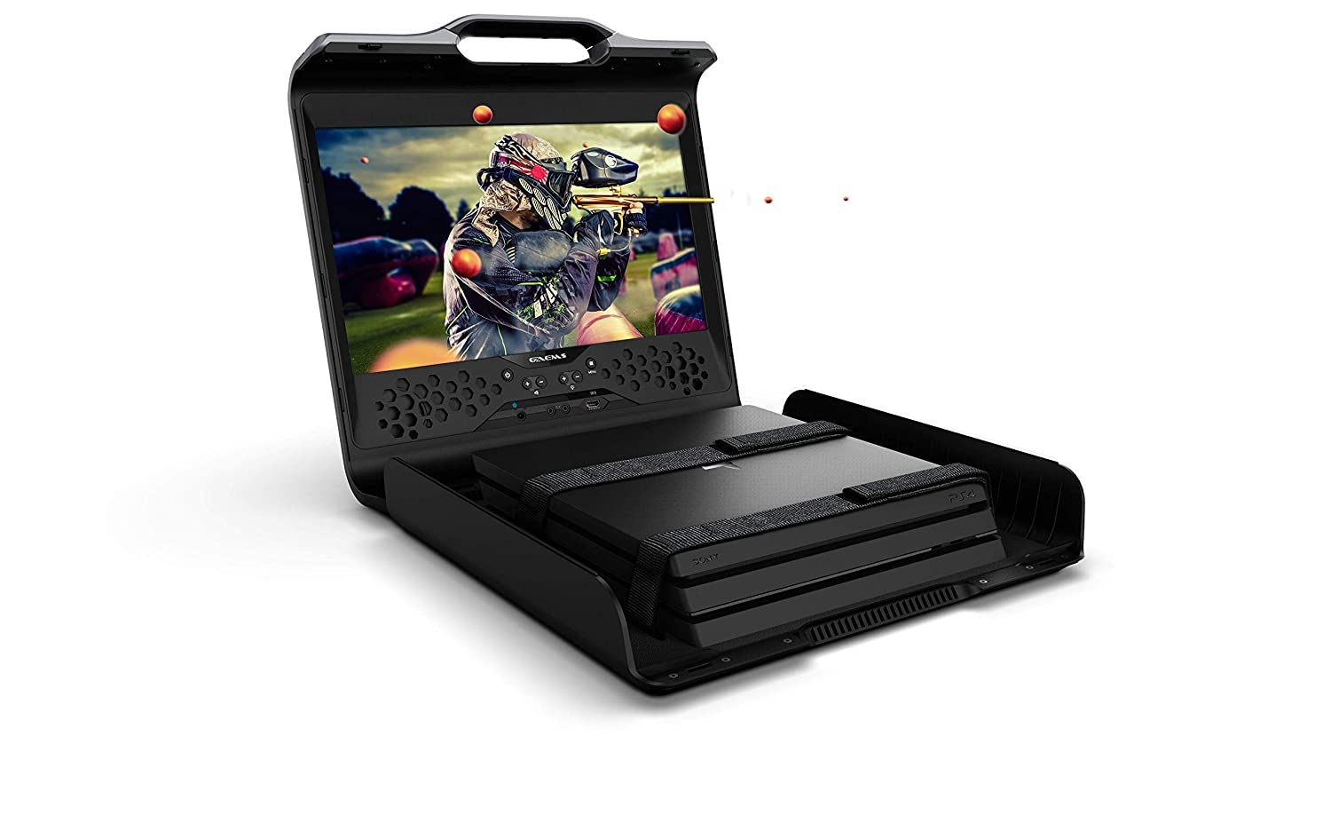 GAEMS Sentinel Pro Xp 1080P Portable Gaming Monitor for Xbox One X, Xbox One S, PlayStation 4 Pro, PlayStation 4,(Consoles Not Included)