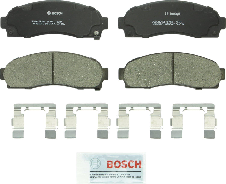FRONT Premium Ceramic Brake Pads Fits 06 Pontiac Torrent