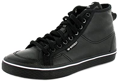 5a024ac68 New Ladies Womens Black Adidas Originals Mid Cut Fashion Trainers. - Black  Black