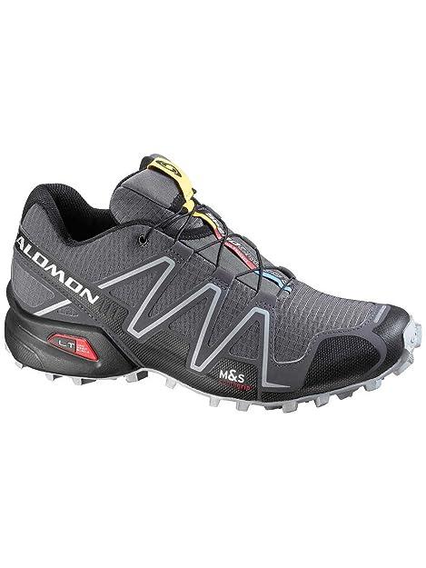 753af21d153a7 Salomon Speedcross 3 Zapatilla De Correr Para Tierra - 44.7  Amazon.es   Zapatos y complementos
