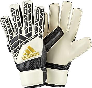 adidas Children s Ace Fingersave Junior Goalkeeper Gloves  Amazon.co ... f38a90470623