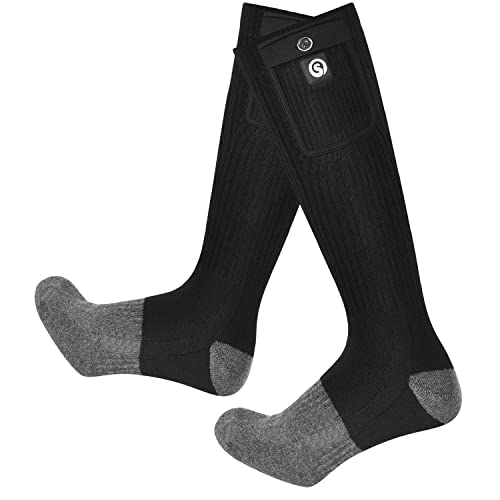 SNOW DEER Upgraded Heated Socks Review