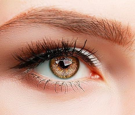 miglior prezzo per colore attraente ricco e magnifico Lenti a contatto colorate Supreme marrone nocciola senza ...