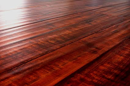 Laminate Flooring Brazilian Cherry 123mm Thickness Amazon