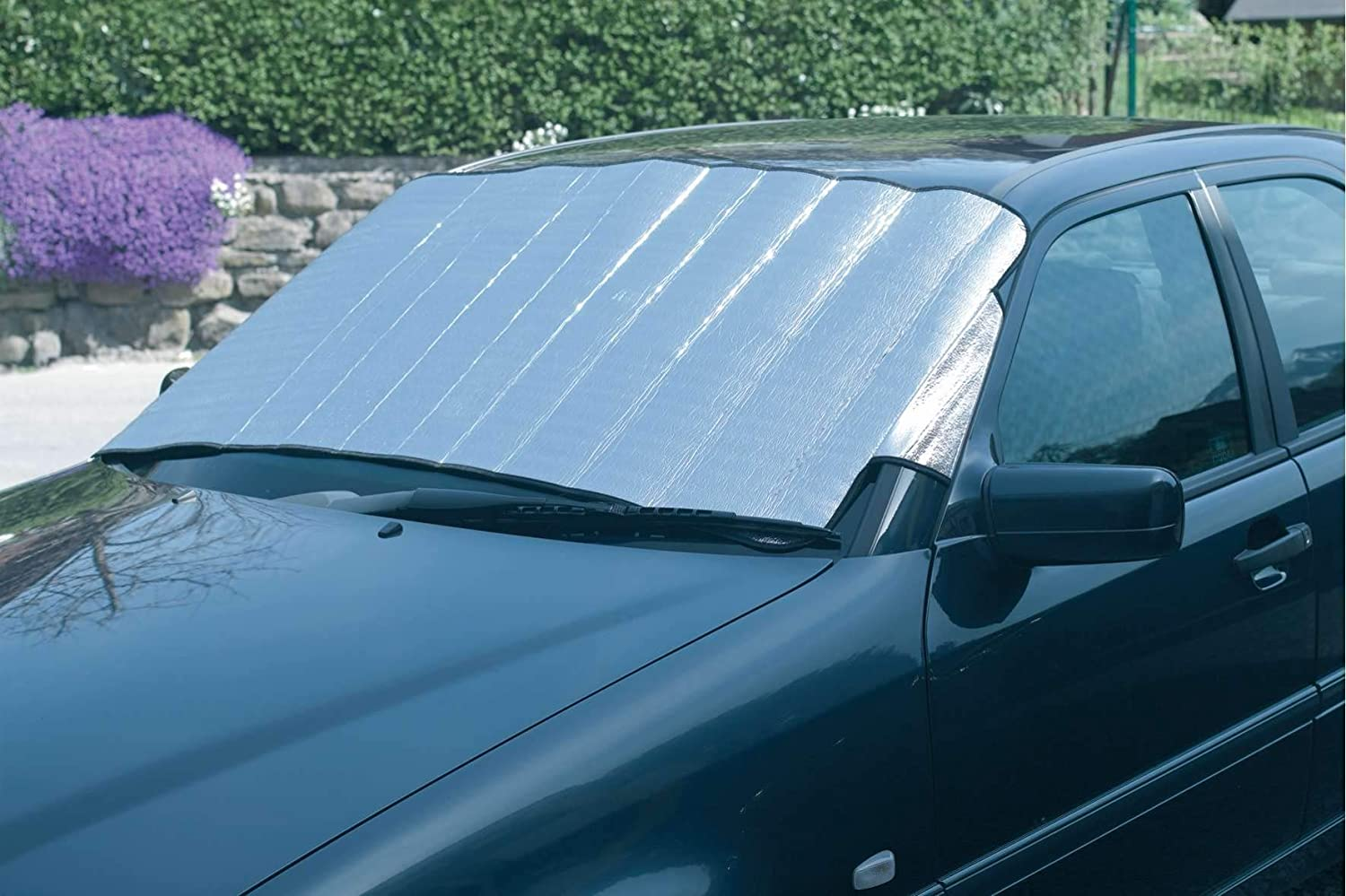 200 x 70 cm Walser 16540 Foil Ice Shade for Windscreens