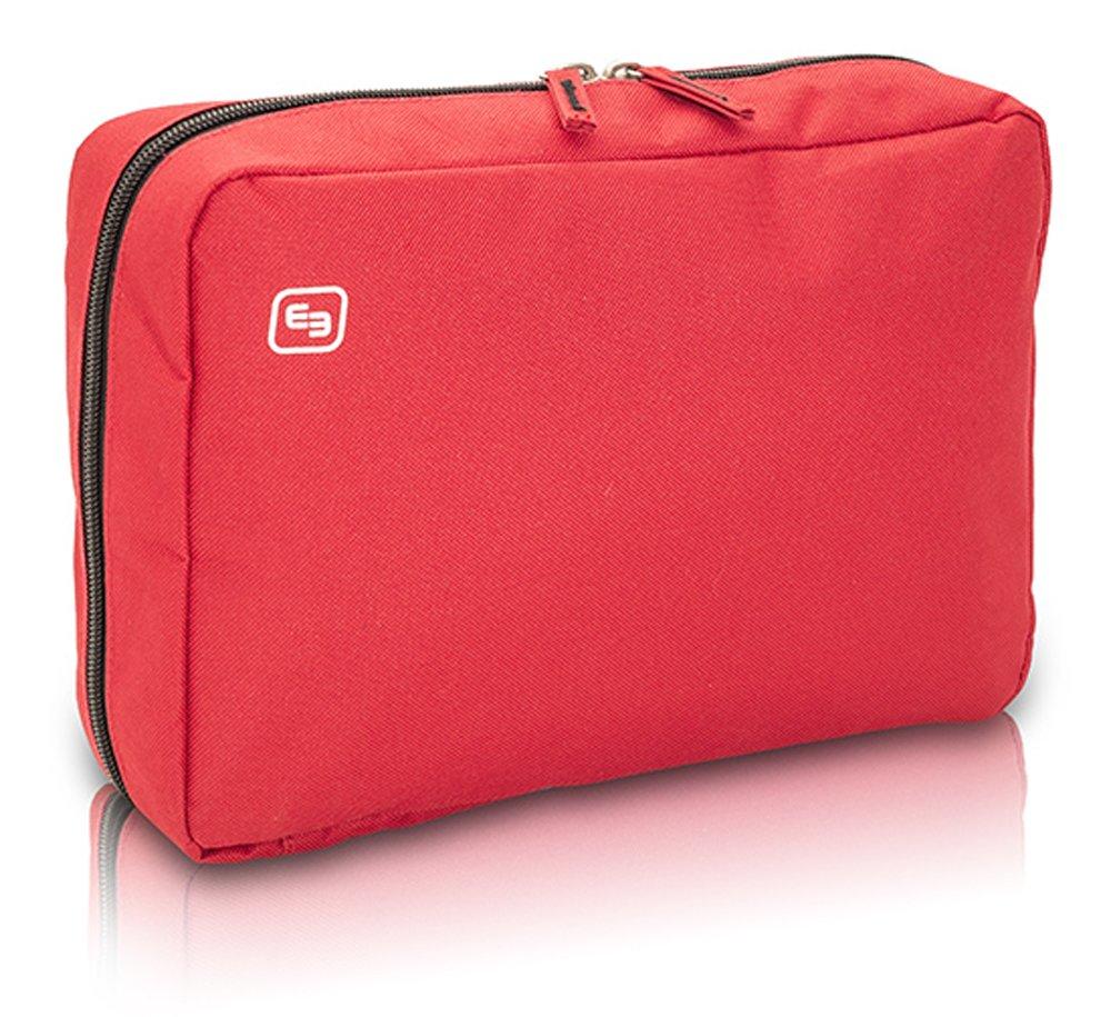 ELITE BAGS HEAL&GO Botiquín de primeros auxilios de gran capacidad (rouge) EB08.010