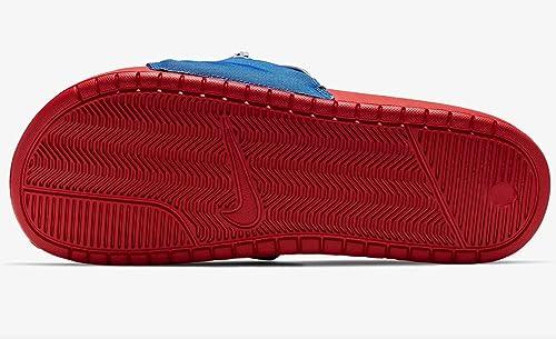Nike Benassi JDI Fanny Pack Hombres Ao1037-601 Talla 14: Amazon.es: Zapatos y complementos