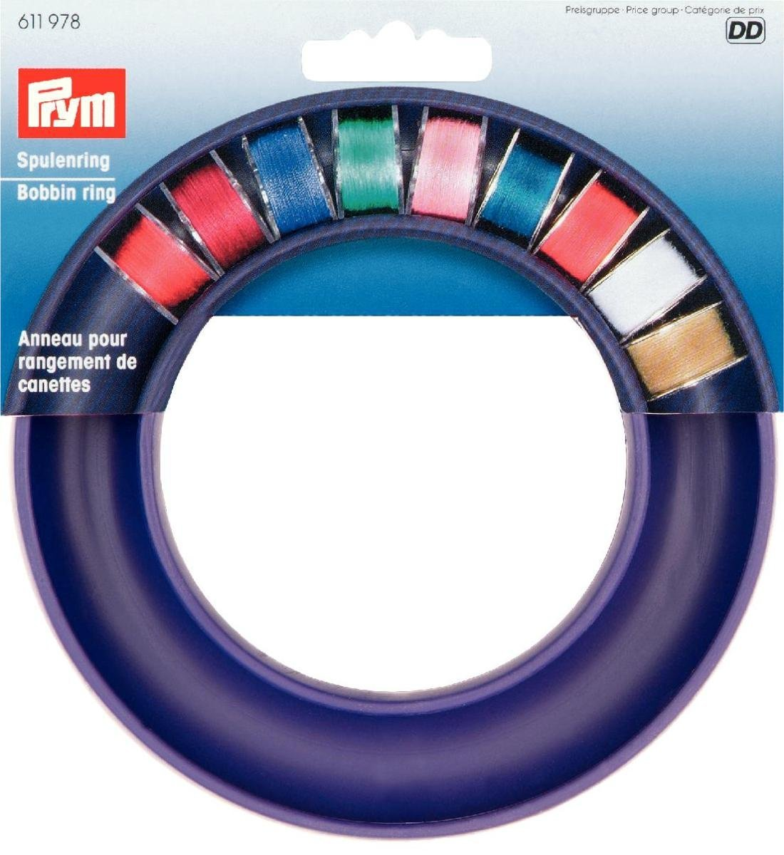 Anello per riporre le bobine, Ø 13 cm PRYM 611978