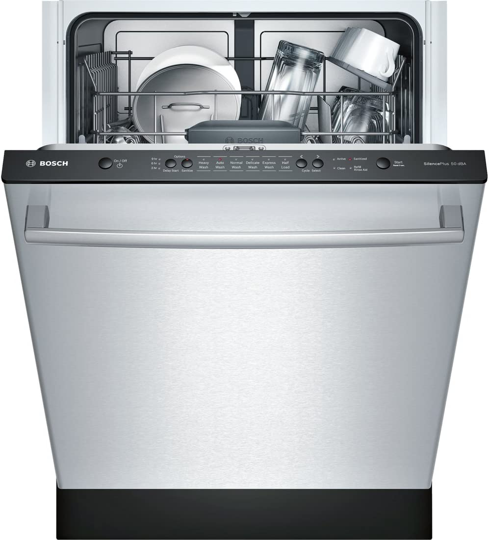 10 Best Bosch Dishwashers of March 2020 1