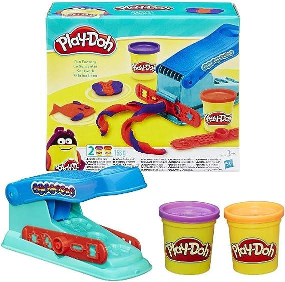 Play-Doh Fábrica Loca (Hasbro B5554EU5): Amazon.es: Juguetes y juegos