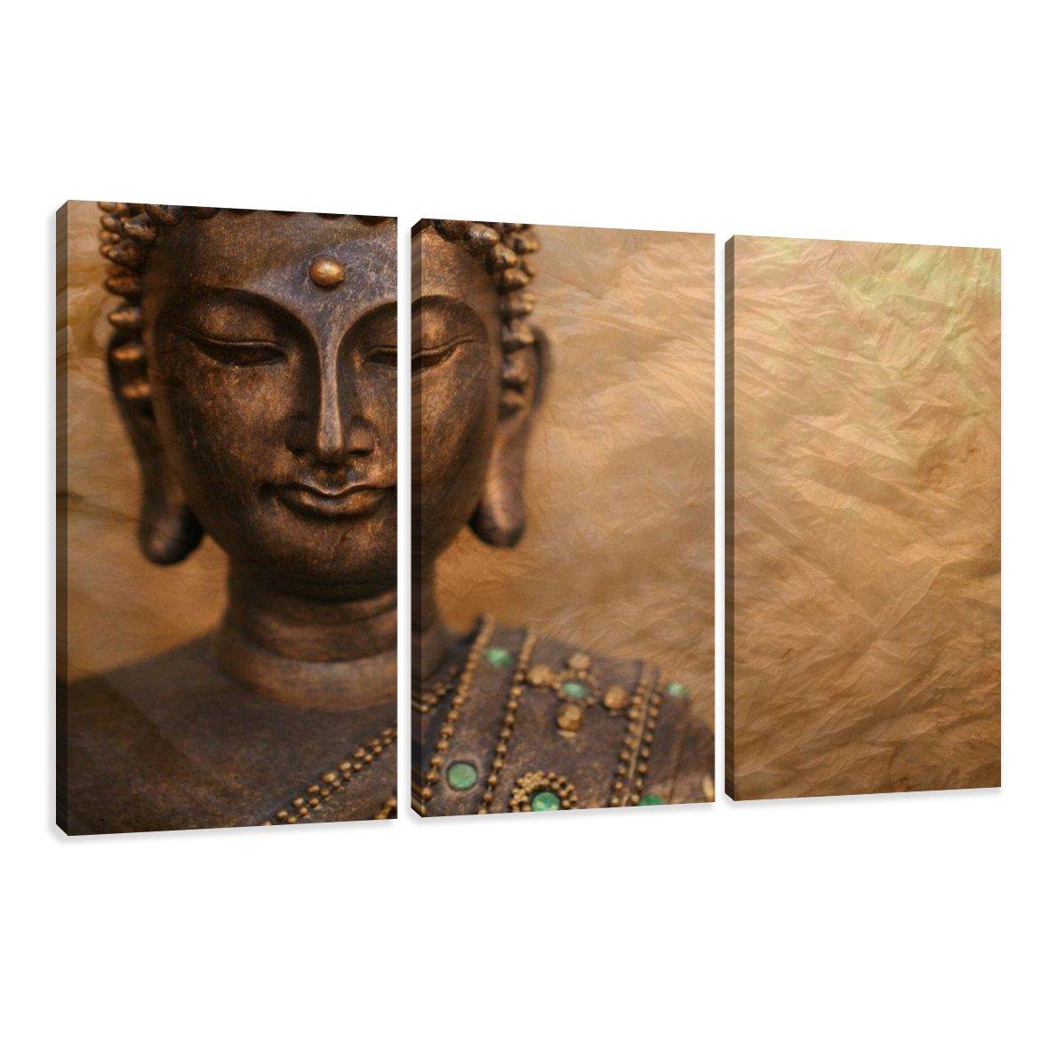Cuadros en Lienzo Buda 160 x 90 cm modelo Nr. 1041 XXL Las imágenes ...