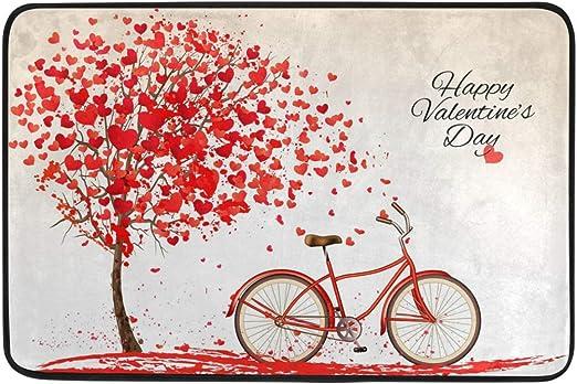 Felpudo para el día de San Valentín, decoración del hogar ...