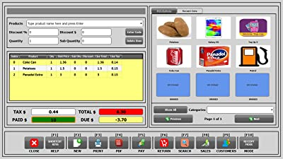 StarCode Network Plus Point of Sale and Inventory Manager [Download]