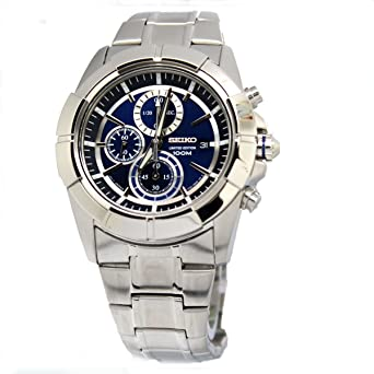 release date c5cfd b306f Buy Seiko Chronograph Men's Watch LMT EDT 7T92 (SNDE79P1 ...