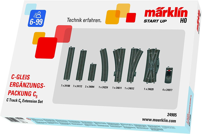 Märklin Start Up 24905 Modellbahn Gleis Spur H0 Spielzeug