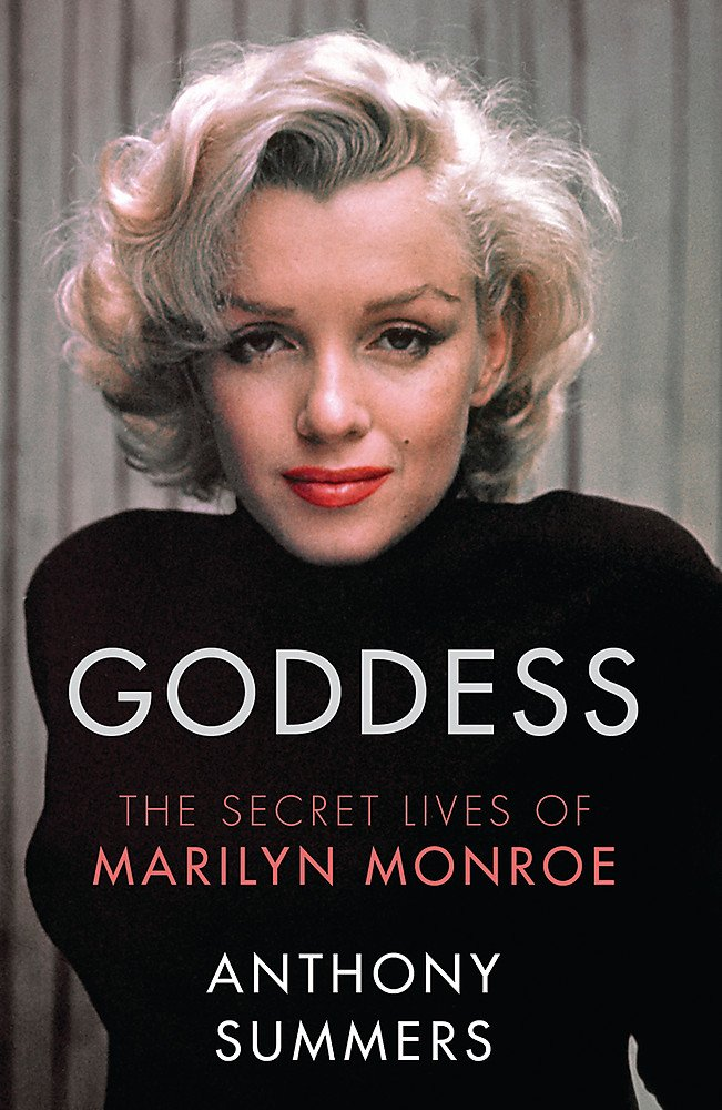 Goddess: The Secret Lives Of Marilyn Monroe: Amazon.it: Summers ...