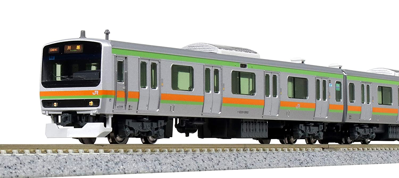 KATO Nゲージ E231系3000番台 八高線  川越線 4両セット 10-1494 鉄道模型 電車 B07BZL4NBR