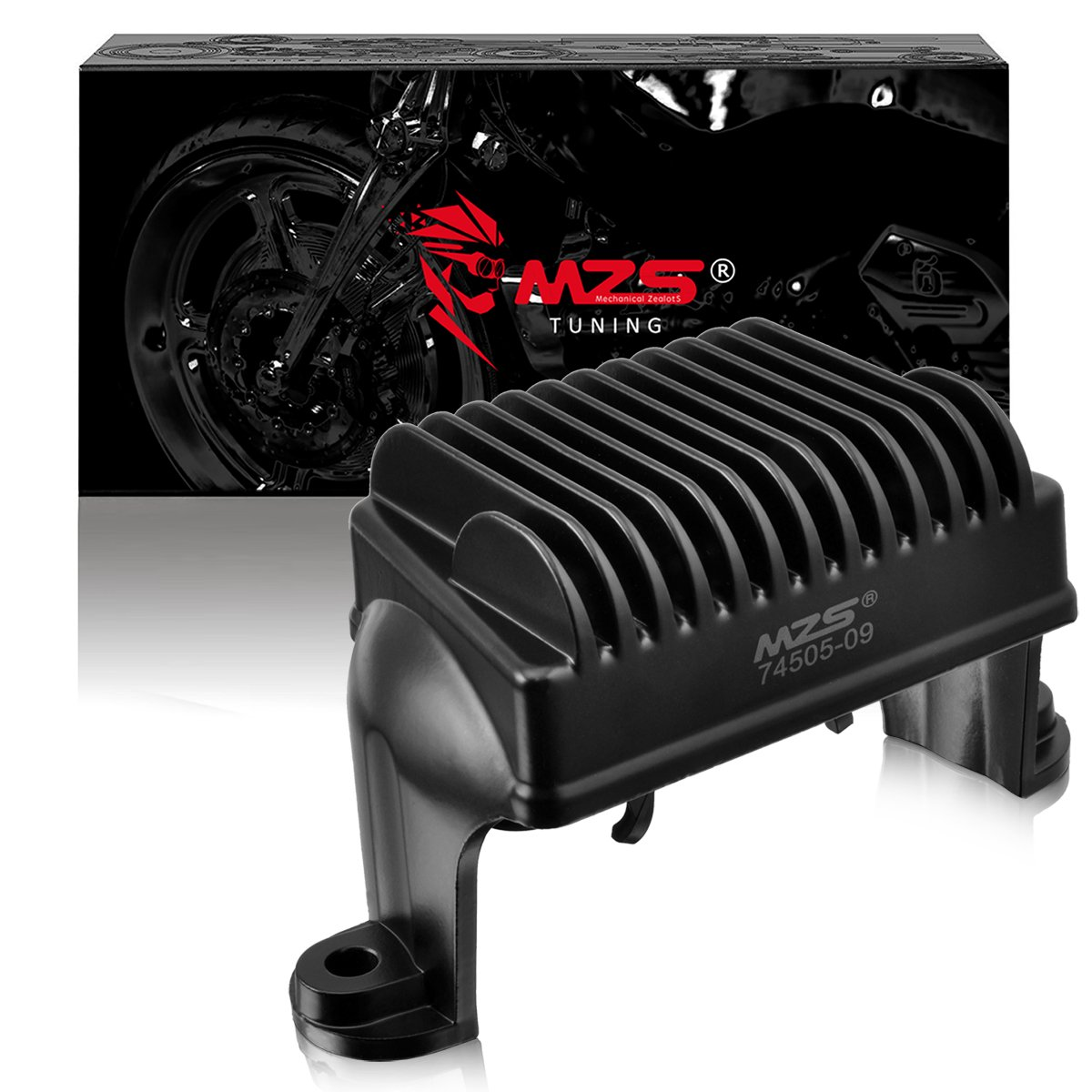 MZS Voltage Regulator Rectifier fit for Touring Models Electra Road Street Glide King Ultra Class 74505-09 74505-09A