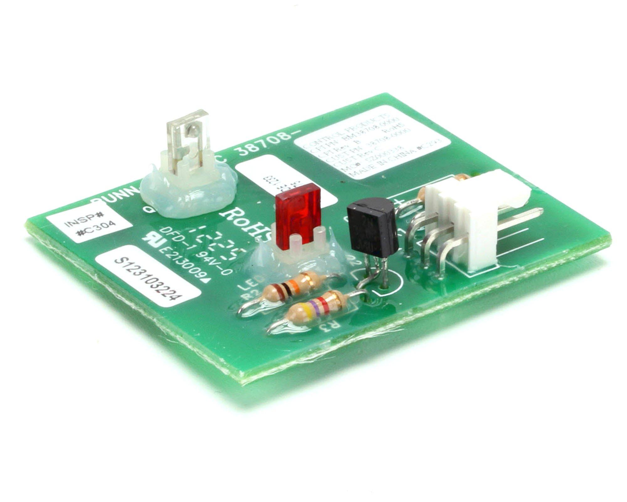 Bunn 38708.1 Position Sensor Control Board Assembly Kit