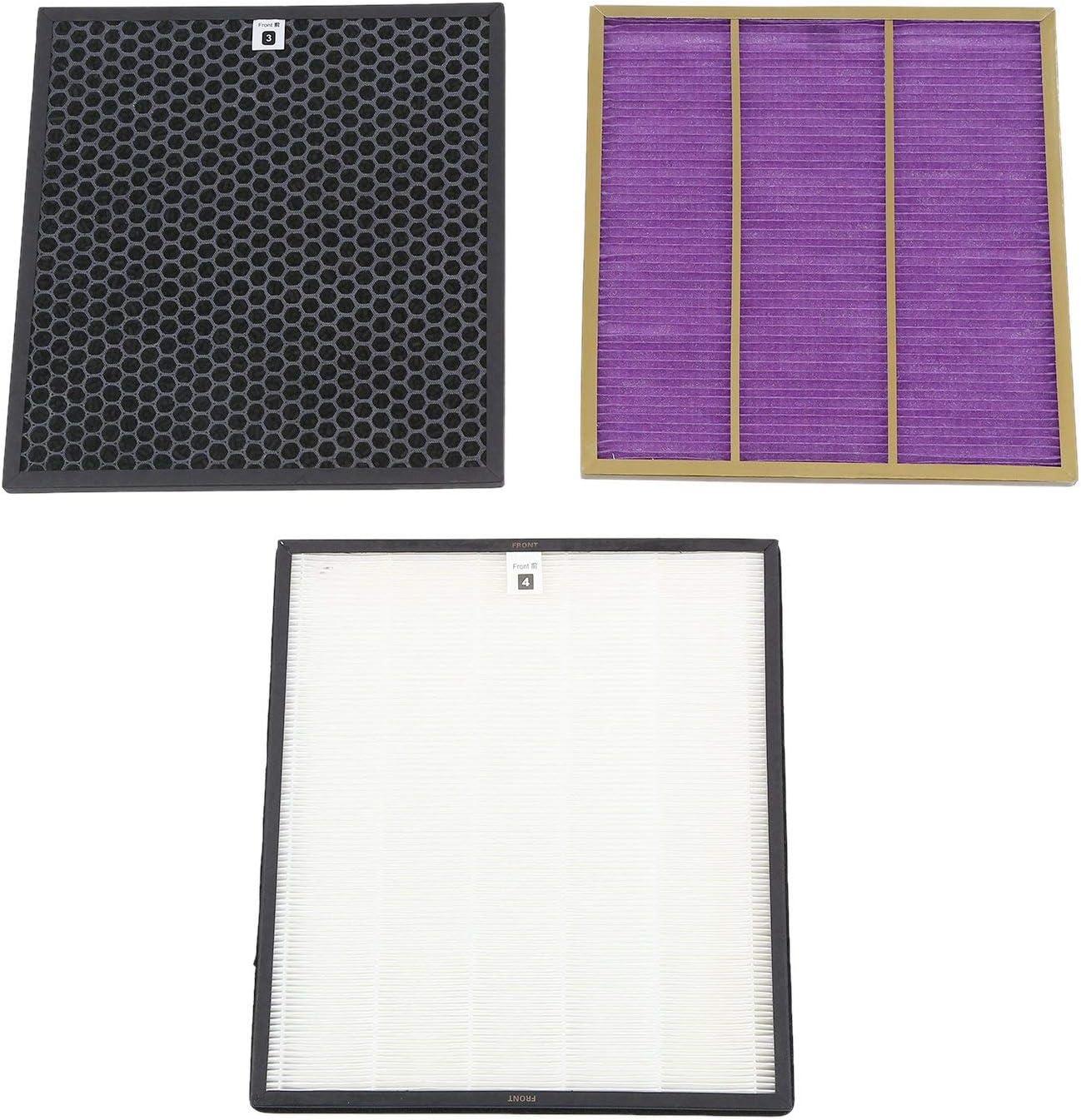 Domilay AC4121 + AC4123 + AC4124 Kit de Filtros para Philips ...