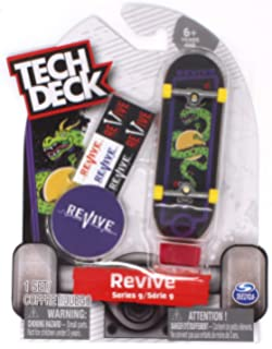 08f7e959b Tech Deck Revive Skateboards Rare Series 9 Arcade Pro Aaron Kyro Dragon  Fingerboard