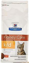 Hill's Prescription Diet k/d Renal Health Dry Cat Food