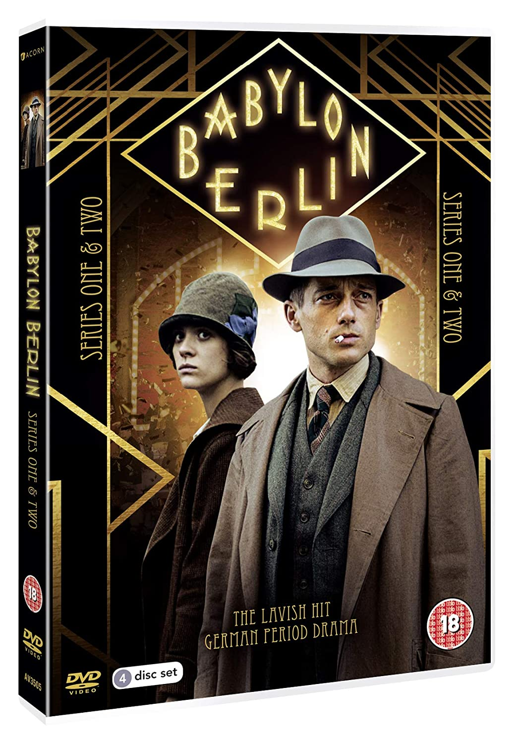Babylon Berlin: Series 1 & 2